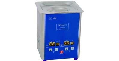 ECONOMIC ULTRASONIC CLEANER WITH LID