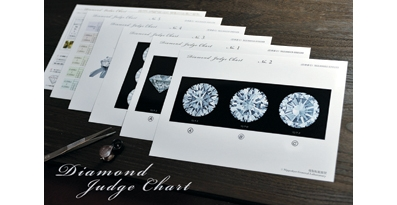 DIAMOND JUDGE SHEET