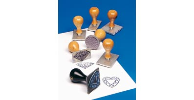RUBIN RUBBER STAMPS