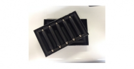 JEWELRY RING BOX BLACK